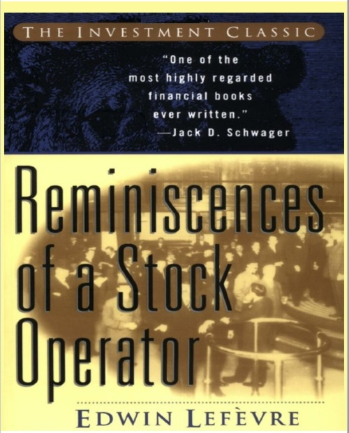 Pay for Reminiscences of a Stock Operator by Edwin Lefevre