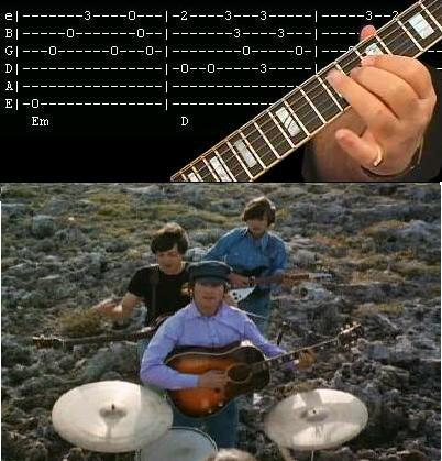 Thumbnail Acordes, Letras y Tablaturas de Guitarra de The Beatles