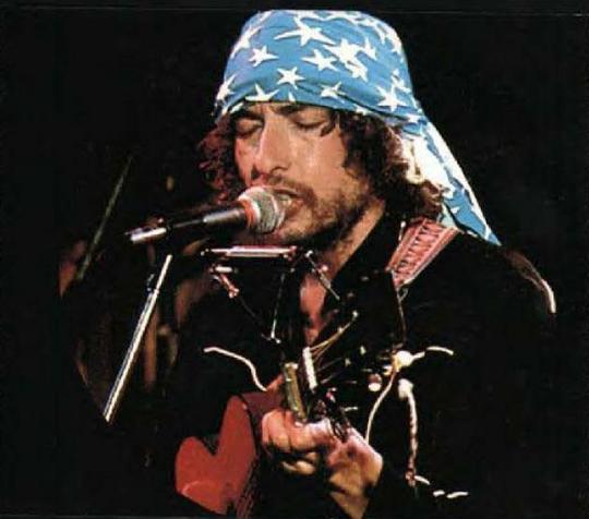 Thumbnail Letras y Acordes Para Guitarra de Canciones de Bob Dylan