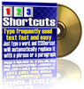 Thumbnail 123 Shortcuts: Type Frequently Used Text Fast and Easy (MRR)