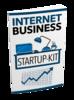 Thumbnail Internet Business Startup Kit