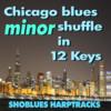Thumbnail Chicago Blues Minor Shuffle in 12 Keys