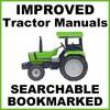 Thumbnail Deutz Allis 6260 Tractor Service & Repair Manual - IMPROVED - DOWNLOAD