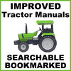 Thumbnail Deutz Allis 6265 Tractor Service & Repair Manual - IMPROVED - DOWNLOAD