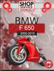 Thumbnail BMW F 650 2000-2010 Service Repair Manual Download