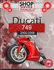 Thumbnail Ducati 749 2000-2006 Service Repair Manual Download