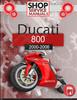 Thumbnail Ducati 800 2000-2006 Service Repair Manual Download