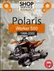 Thumbnail Polaris ATV Worker 500 1998-2000 Service Repair Manual pdf