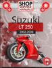 Thumbnail Suzuki LT 250 2002-2009 Service Repair Manual Download