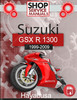 Thumbnail Suzuki GSX R 1300 Hayabusa 1999-2009 Service Repair Manual