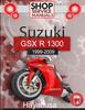 Thumbnail Suzuki GSX R 1300 Hayabusa 1999-2009 Service Repair Manual