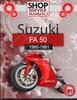 Thumbnail Suzuki FA 50 1980-1991 Service Repair Manual Download