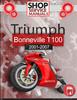 Thumbnail Triumph Bonneville T100 2001-2007 Service Repair Manual