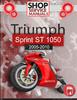 Thumbnail Triumph Sprint ST 1050 2005-2010 Service Repair Manual