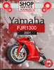 Thumbnail Yamaha FJR1300 2001 Service Repair Manual Download