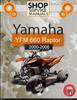 Thumbnail Yamaha ATV YFM 660 Raptor 2000-2006 Service Repair Manual