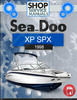 Thumbnail Sea-Doo XP SPX 1998 Service Repair Manual Download
