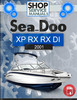 Thumbnail Sea-Doo XP RX RX DI 2001 Service Repair Manual Download