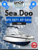 Thumbnail Sea-Doo SPX 5871 XP 5854 1994 Service Repair Manual Download