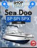 Thumbnail Sea-Doo SP SPI SPX 1993 Service Repair Manual Download