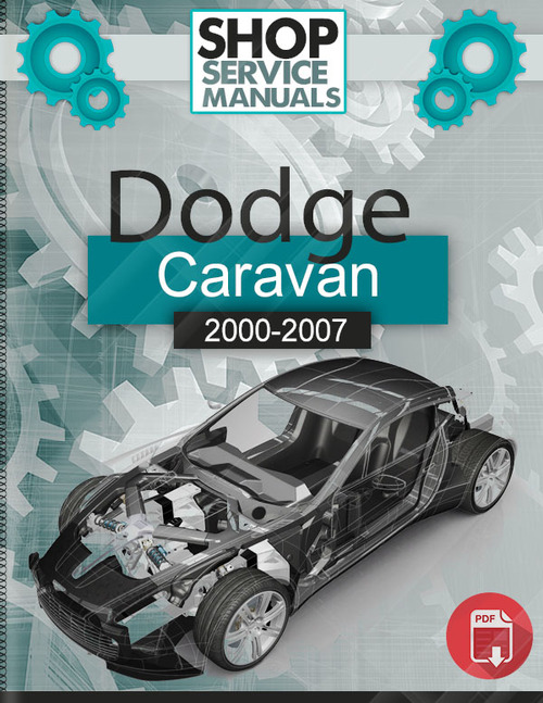 dodge caravan repair manual pdf