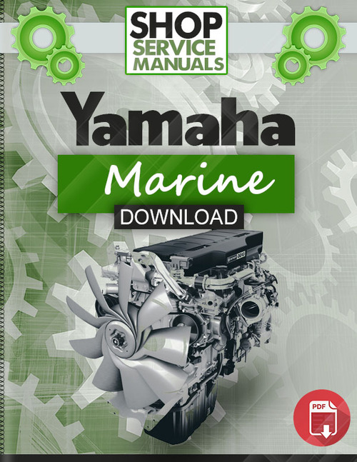 Pay for Yamaha Marine F15W Service Repair Manual Download