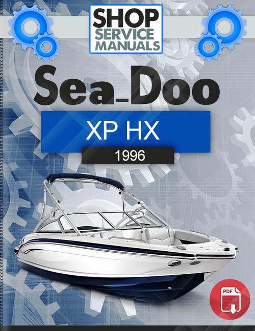 1996 seadoo challenger repair manual