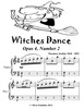 Thumbnail A Creepy Halloween Kullak Solos for Easy Piano