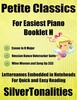 Thumbnail Petite Classics for Easiest Piano Booklet H