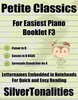 Thumbnail Petite Classics for Easiest Piano Booklet F3
