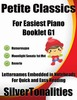 Thumbnail Petite Classics for Easiest Piano Booklet G1