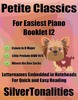 Thumbnail Petite Classics for Easiest Piano Booklet I2