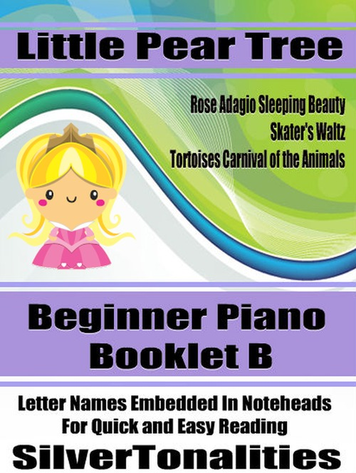 Pay for Little Pear Tree Beginner Piano Series Booklet B