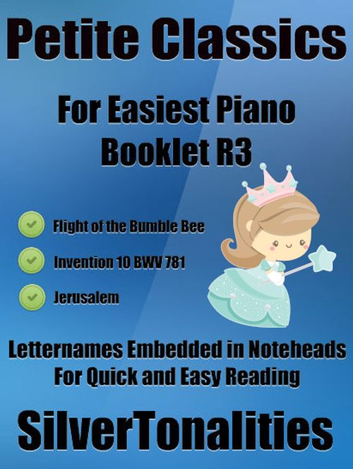 Pay for Petite Classics for Easiest Piano Booklet R3