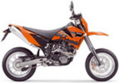 Thumbnail KTM 400 660 LC4 Service Manual 1998-2005 + Owners Manual