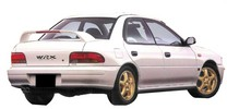 Thumbnail Subaru Impreza WRX Service & Repair Manual 1993-1996