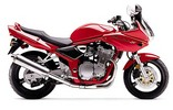 Thumbnail Suzuki GSF600S(Y) Bandit Service & Repair Manual 1999-2000