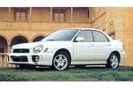 Thumbnail  1993-2002 Subaru Impreza Service & Repair Manuals