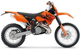 Thumbnail KTM 250/300 Service & Repair Manual 2004, 2005, 2006, 2007, 2008, 2009, 2010