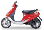 Thumbnail Kymco ZX 50 Scooter Workshop Service Manual 2000