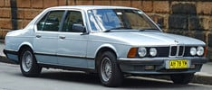Thumbnail BMW 7 Series (E23) 733i Electrical Troubleshooting Manual 1982-1986