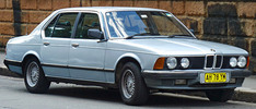 Thumbnail BMW 7 Series (E23) 733i Electrical Troubleshooting Manual 1982-1986