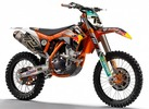 Thumbnail KTM 350 SX-F Motorcycle Service & Repair Manual 2011
