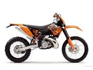 Thumbnail KTM 125/ 200 SX, SXS, MXC, EGS, EXC, EXC, SIX DAYS, XC, XC-W Motorcycle Service & Repair Manual 1999-2006