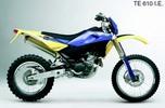 Thumbnail Husqvarna SM610 TE610IE Motorcycle Service Repair Manual 2008 (English Italian Frech Spanish German)