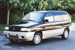 Thumbnail Mazda MPV Workshop Service Manual 1996