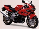Thumbnail Suzuki TL1000S All Models Motorcycle Service & Repair Manual 1997-2001