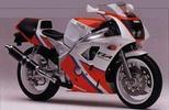 Thumbnail Yamaha FZR400A FZR400SAC Motorcycle Workshop Service Manual 1986-1994