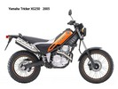 Thumbnail Yamaha XG250 Tricker Motorcycle Workshop Service Manual 2005