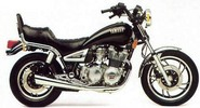 Thumbnail Yamaha XJ1100 Maxim Motorcycle Workshop Service Manual Complete